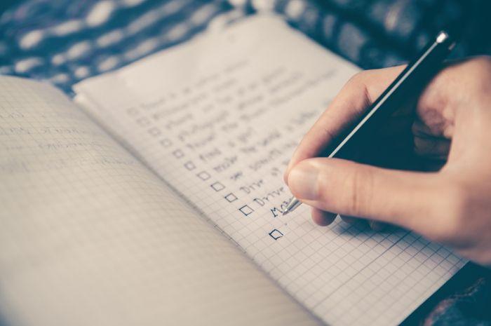 Составление списка задач