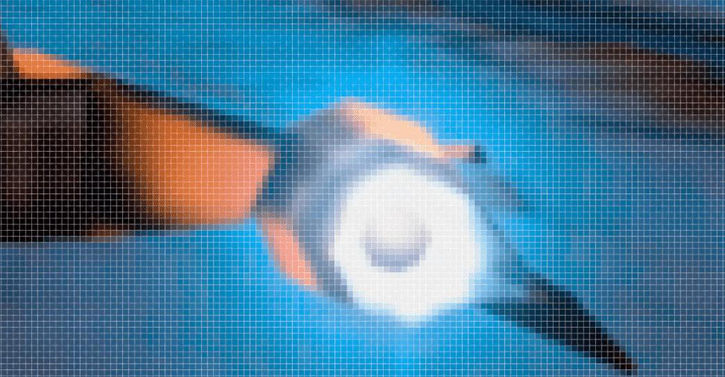 Пиксели на экране
