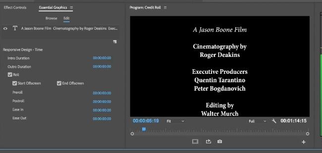 Как добавить текст в Premiere Pro 2018 в три этапа