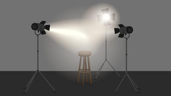 Свет в кино: основные типы освещения.