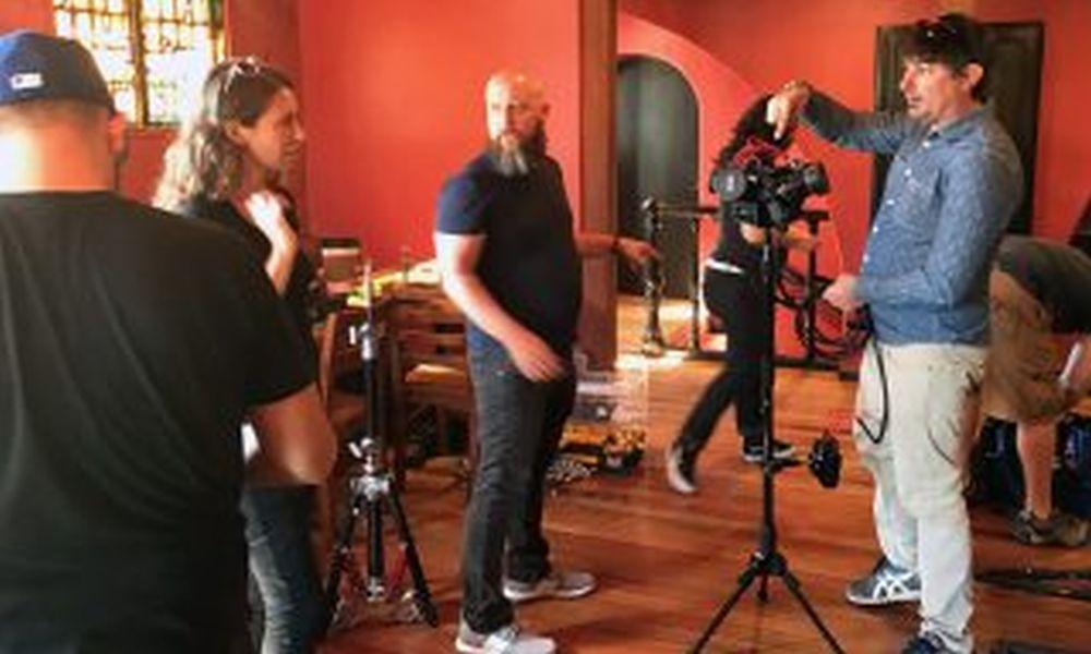 Подготовка к съемке видео 360