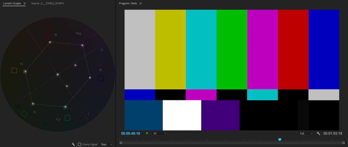 Трассировка из цветной панели будет отображать точки во внутренних ячейках.Две точки, которые не находятся в коробке, - это два цвета в нижней строке.