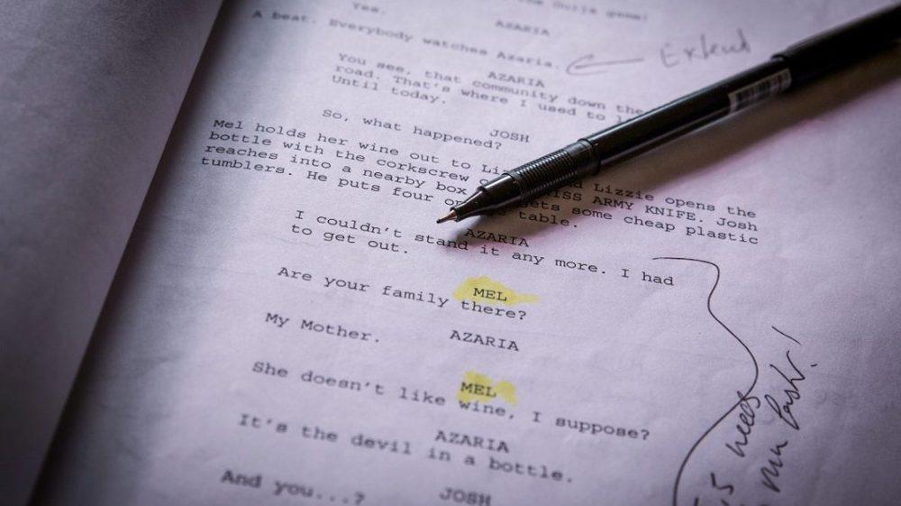 Как написать киносценарий