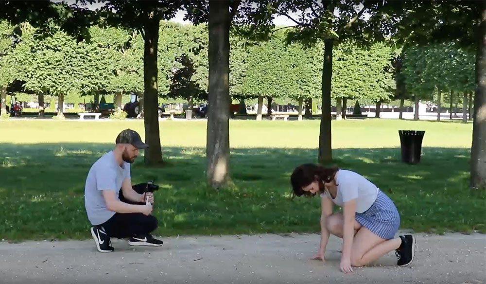 Как сделать романтичное видео слайд шоу ко дню Валентина.