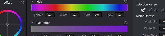 Основные свойства цвета