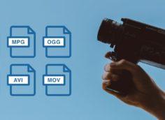 Что такое видеокодек и видеоформат
